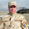 Jandarm tulcean decorat pentru misiunea din Afganistan