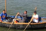 Primarul Ștefan Ilie își provoacă colegii la vâslit