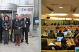 Ariile Protejate din Reţeaua DANUBEPARKS au fost prezentate Comisiei Europene