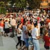 """""""FLASHMOB"""" –  dans popular în centrul civic al orașului Tulcea"""