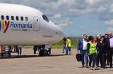 """După 20 de ani: Primul zbor pe Aeroportul """"Delta Dunării"""""""