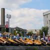 Program: Festivalul Internațional al Bărcilor cu Vâsle – Rowmania, ediția IV-a, 29-31 August, Tulcea