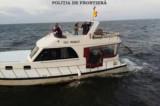 70 de imigranți pe o navă în derivă la Gura Portiței