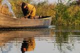 Doi pescari aflați pe o barcă în derivă, salvați de polițiștii de frontieră tulceni