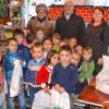 Moș Nicolae a ajuns la copiii de la Zebil, Sarichioi, Sabangia, Valea Nucarilor, Agighiol şi Iazurile.