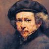 """""""Rembrandt"""" la Casa Avramide"""