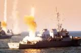 Criza din Ucraina: O flotilă NATO a ajuns în Marea Neagră pentru exerciții