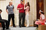 """Teatrul Jean Bart la șapte ani de la înființare: """"20 de minute cu îngerul"""""""