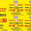 Programul de închidere a circulației DANUBE DELTA RALLY 2015