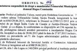 Primarul Hogea Constantin, suspendat din funcție. Atribuțiile de primar, preluate de viceprimarul Șacu Stere