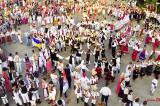 """Festivalul Internaţional de Folclor """"Peştişorul de Aur"""" ediţia a XXIII-a, 7-12 august 2015,  Tulcea – România"""