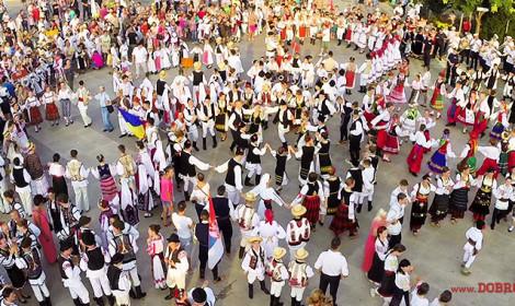 Festivalul Internațional de Folclor Peștișorul de Aur 2019 aduce la Tulcea cântece și dansuri din 11 state ale lumii și din 11 județe ale României