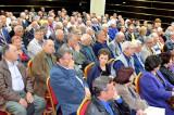 Rovana Plumb, întâlnire cu pensionarii din Tulcea