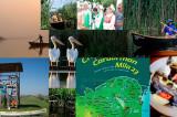 Triunghiul Ecoturismului în Delta Dunării: Crișan, Caraorman, Mila 23