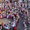 """Începe Sărbătoarea Prieteniei Fără Frontiere: Festivalul Internațional de Folclor """"Peștișorul de Aur"""""""