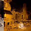 """Cutremur puternic în Italia: """"Jumătate din oraş a dispărut"""""""