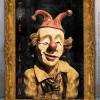 """Muzeul de Artă Tulcea: Expoziția lui Bogdan Ene, """"The Clown"""""""