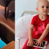 Diagnosticată cu cancer la ochi, Micuţa Alina a fost salvată de la orbire