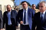 Ambasadorul Poloniei la București, Marcin Wilczek, despre fonduri europene, la Tulcea
