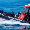 Poliția de Frontieră acționează pentru căutarea unui bărbat dispărut pe mare, la Gura Portiței
