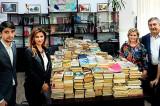 Deputați PSD Tulcea au donat cărți și dicționarul Ucrainean – Român, Centrului de Informare al României din Izmail