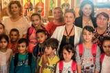 Începe școala: Ghiozdane pentru copii din familii defavorizate