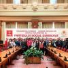 Deputat PSD, Mirela Furtună:  Un grup de 55 de membri ai PSD Tulcea au fost oaspeți pentru o zi ai Palatului Parlamentului României