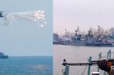 Danube Protector 17/II: Exerciții ale navelor militare fluviale pe Dunăre și pe Brațul Sf. Gheorghe