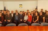 Alegeri TNL: George Șinghi,reconfirmat președinte al Tineretului Național Liberal. Prin unire se fac fapte mari.