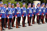Jandarmii și-au sărbătorit patronii spirituali, Sfinţii Arhangheli Mihail şi Gavriil. Lex et ordo.