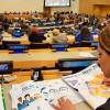 Deputatul  Mirela Furtună la Reuniunea Interparlamentară a celei de-a 62-a Sesiuni a Comisiei ONU pentru Statutul Femeilor