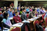 """Conferința de promovare a proiectului Asociației Grup Local pentru Pescărie Durabilă în Delta Dunării """"Planul de dezvoltare locală integrată a zonei pescărești"""""""