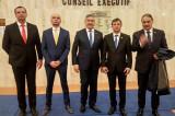 Comisia comună a Camerei Deputaţilor şi Senatului pentru relaţia cu UNESCO la Reuniunea de la Paris