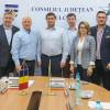 Reuniune de lucru C.J. Tulcea- Primăria Izmail: stadiul proiectelor din cadrul Programului Operațional Comun România-Ucraina 2014-2020