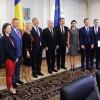 Comisia pentru politică externă în dialog cu Grupul de prietenie cu România din Parlamentul Regatului Unit al Marii Britanii şi Irlandei de Nord