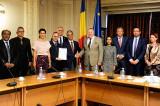 Întrevedere comună a unei delegații mexicane cu reprezentanți ai Comisiilor reunite de politică externă din Parlamentul României