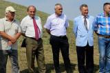 Repunerea în funcțiune a sistemelor de irigații din Dobrogea, în dezbatere la Baia