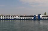 Turismul de croazieră în Delta Dunării – provocări și perspective. 298 de nave de croazieră au ajuns la Tulcea în 2017