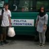 Șapte irakieni și un iranian, care au încercat să intre ilegal în România din R. Bulgaria, pe jos