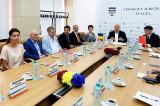 Delegație oficială a Municipalității din Suzhou, Republica Populară Chineză, la Tulcea – 23 de ani de înfrățire și cooperare
