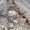 Rachelu, comuna Luncavița: ploaia torențială a distrus peste 16 km din drumurile publice