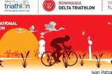 Delta Rowmania Triathlon 2018: Triatlonul pune Tulcea pe harta sportului european!