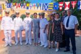 Pios omagiu tuturor celor care şi-au dedicat viaţa întinderilor de ape, pentru gloria pavilionului tricolor