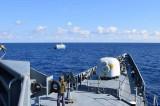 """Fregata """"Regele Ferdinand"""" în misiune pe Marea Mediterană"""