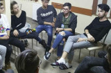 NEOS Academy: locul unde tinerii învață ce este FERICIREA. Atelier de Cinema terapie