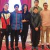 Tineri din Centre de plasament din Aveyron, Franța, în vizită la Palatul Parlamentului
