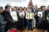 Familia PRO România Tulcea a împodobit bradul și a primit colindătorii