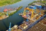 Fincantieri furnizează oțelul pentru Podul suspendat peste Dunăre, Tulcea-Brăila