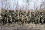 Infanteriștii marini din cadrul Regimentului 307 Infanterie Marină de la Babadag, pleacă în Afganistan