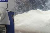 Constanța, flagrant: Traficanți prinși cu jumătate de kilogram de cocaină